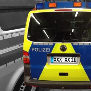 Polizei_KFZ_Tagesleuchtfolie